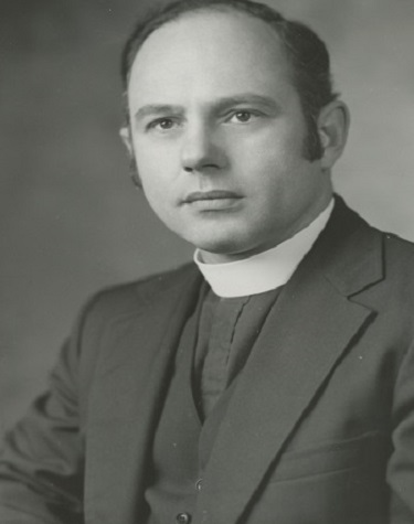 The Reverend Canon David C. Randles, Board Member from 1978 until 1986.