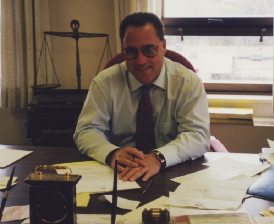 Monte Klein, Director of Public Employment Practices and Representation, 1996-2016.